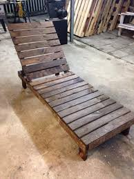 patio lounge chair diy and