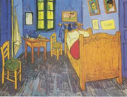 Filevan Gogh Vincents Schlafzimmer In Arles2jpeg Wikimedia Commons