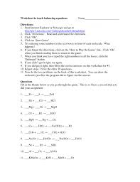 extraordinary balancing equations worksheet answer key 2 chemical answers 2 balancing equations worksheet 2 answer key