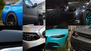 Eight Exciting New Colors 3m Wrap Film Series 1080