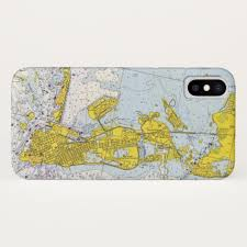 Key West Florida Nautical Map Case Mate Iphone Case