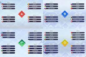 تعرّف على قرعة دوري الأمم الأوروبية