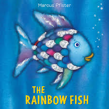 the rainbow fish cloth book 9780735843301 hr