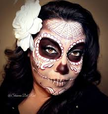 best dia de los muertos images sugar skull face