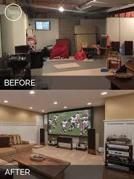 basement bedroom ideas before and after. a naperville basement before \u0026 after pictures bedroom ideas and t