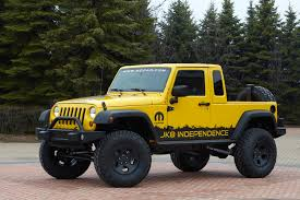 mopar offers jeep wrangler unlimited owners a pickup conversion kit sub5zero