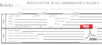 Reimbursement Sheet Template Travel Expenses Claim Form Template Expense Reimbursement Nz