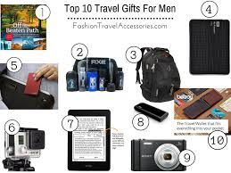 Top 10 Travel Gift Ideas For Men Travel Gifts For Men