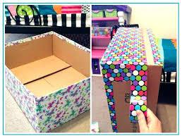 Decorative Storage Boxes Uk Pretty Cardboard Storage Boxes Storage Boxes Cardboard Decorative 56