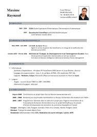 resume template standard examples sample curriculum vitae in 87 surprising curriculum vitae template resume