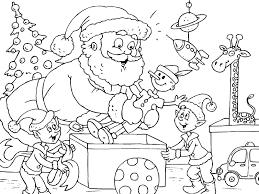 Disegni Di Natale Bellissimi Disegni Di Natale Da Colorare