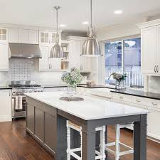 Kitchen islands with breakfast bar Shaped Island Breakfast Bar Austin Hart Kitchen Breakfast Bars And Kitchen Islands Austin Hart