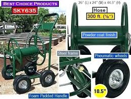 cart hose reel tractor supply garden hose reels garden hose reel cart best choice s water