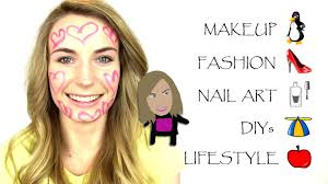 beauty makeup fashion nail art diys lifestyle makeup tutorials outfits guru tips channel hd you