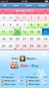 Menstrual Calendar Free Dmitry Kovba