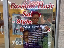 dumfries va pion hair salon