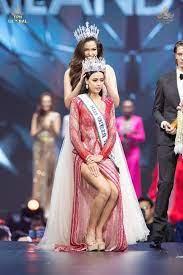 """อแมนด้า ออบดัม"""" Miss Universe Thailand 2020 เป็นตัวแทนสาวไทยไปประกวดนางงามจักวาลต้นปี  2021 – หนังสือพิมพ์ เสียงใต้ รายวัน"""