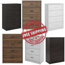 new 4 drawer modern mainstays dresser