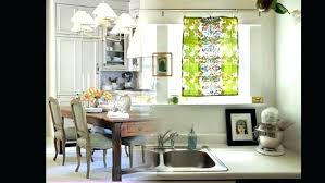 image cool kitchen. Fine Image Burlap Kitchen Curtains Ideas Astonishing Drapes  Modern Bay Window Cool In Image
