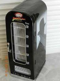 Drink O Matic Personal Vending Machine Adorable INDIANA JONES SWEET DRINKOMATIC PERSONAL 48 CAN DR PEPPER VENDING