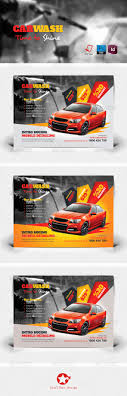 Auto Detailing Flyer Beautiful Car Wash And Detailing Flyer Flyer ...