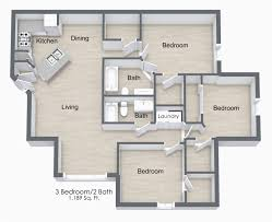 3 Bedroom Apartments In Orlando Picture 3 Bed