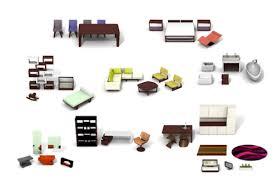 miniature modern furniture. interesting modern brinca dada dollhouse furniture  to miniature modern