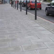 concrete flag paving slabs 600 x 600