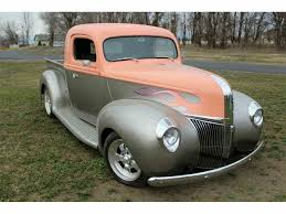 1940 to 1942 Ford Pickup for Sale on ClassicCars.com