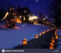 Light Up Luminaries November 28 Luminaries Up Stock Photos Luminaries Up Stock Images