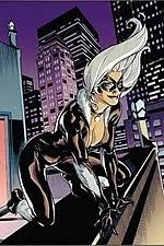 black cat marvel. Unique Cat Black Cat From The SpiderManBlack Cat The Evil That Men Do Miniseries For Marvel N