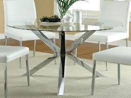round glass top dining table modern property metal base furniture pertaining to 3 set 8 chairs round glass top dining table