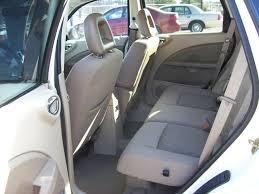 pt cruiser driverside back seat