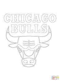 Red Bull Symbol Coloring Pages Print Coloring