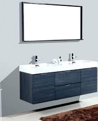 modern bathroom vanities for less. Bathroom Vanities For Less Modern Double Wall Mount Vanity Set . M