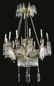 A German Neoclassical cut glass-mounted ormolu twelve-light chandelier by  Werner & Mieth Berlin, circa 1800 - Sothebys