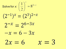 how to solve exponential equations with fractions jennarocca