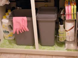Under The Kitchen Sink Storage Under Kitchen Sink Storage Photo House Storage Solution Ideas