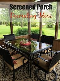 furniture for screened in porch. Screened Porch Decorating Ideas   Home \u0026amp; Plate Www.homeandplate.com Furniture For In R