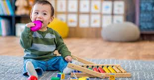 Pincer Grasp Significant Milestone In Child Development