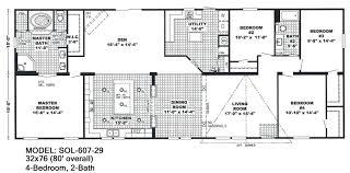 double wide floor plans 4 bedroom 3 bath. Wonderful Plans 4 Bedroom 3 Bath Double Wide Floor Plans Inside I