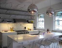 modern marble kitchen cabinet countertops picture