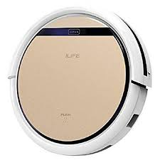 ilife v5s pro robot vacuum mop cleaner with water tank automatically sweeping scrubbing mopping floor