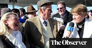 Grand National helps Harvey Smith exhibit all the signs of a happy man |  Grand National 2013 | The Guardian