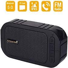 PrimeCables® Portable Wireless 5.0 <b>Bluetooth</b> Speakers,<b>IPX5</b> ...