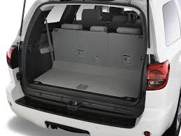 Image: 2013 Toyota Sequoia 4WD 5.7L SR5 (Natl) Trunk, size: 1024 x ...