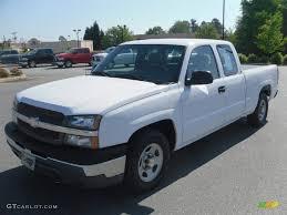 Silverado 2003 chevy silverado extended cab : 2003 Summit White Chevrolet Silverado 1500 Extended Cab #29404774 ...