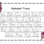 abc tracing sheet alphabet writing worksheets lovely abc tracing sheets for preschool