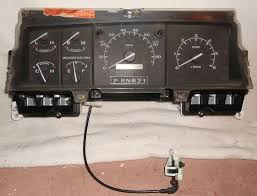 1992 1996 f150 f250 bronco instrument cluster w tach speedometer 1992 1996 f150 f250 bronco instrument cluster w tach speedometer truck parts instruments and broncos