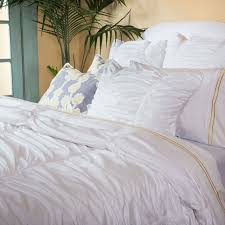 image of boho bedding twin xl white